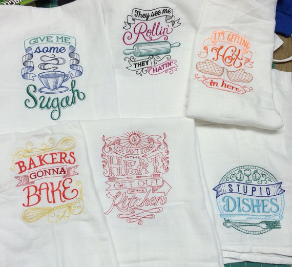 Hand Towels for Bakery